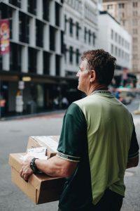 Hvordan skal du sende din pakke?
