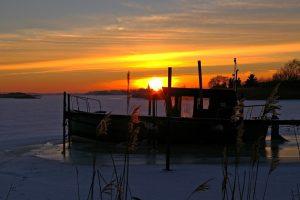 Pass godt på båten din, også gjennom vinteren